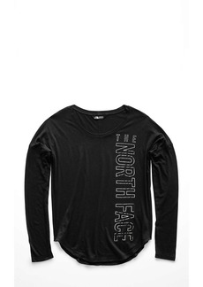The North Face Women's TNF Graphic LS Top