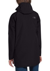 The North Face Woodmont Waterproof Hooded Rain Jacket