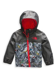 The North Face Zipline Hooded Rain Jacket (Baby)