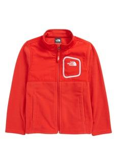 Toddler Boy's The North Face Kids' Peril Glacier Fleece Track Jacket