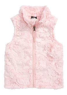 Toddler Girl's The North Face Cozy Swirl Vest