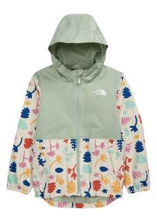 Toddler Girl's The North Face Kids' Zipline Waterproof Rain Jacket