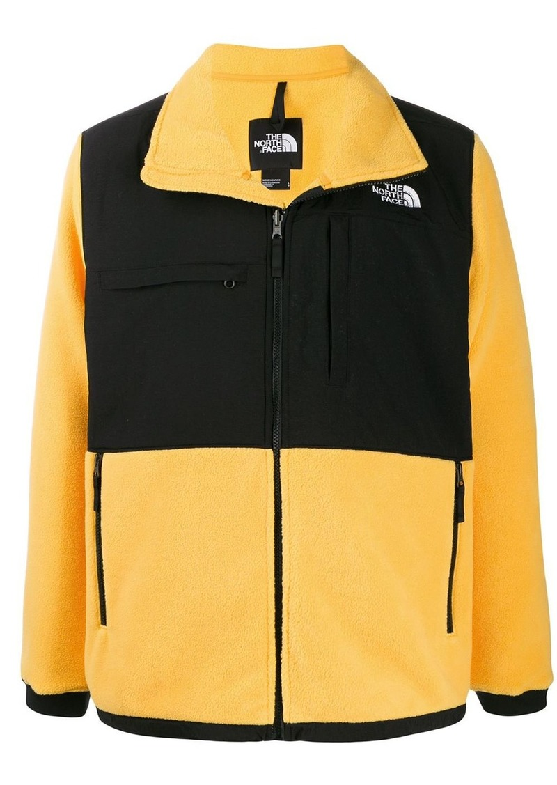 The North Face two tone jumper