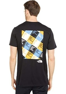The North Face Walls Are Meant For Climbing Short Sleeve Tee