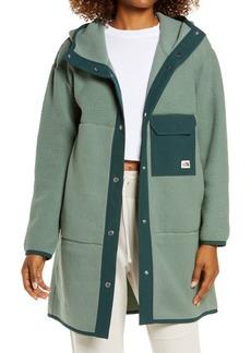 Women's The North Face Cragmont Hooded Fleece Coat