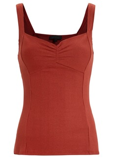 The Range Alloy Ribbed Tank Top