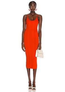 The Range Braided Midi Dress