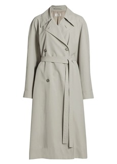 The Row Agathan Belted Trench Coat