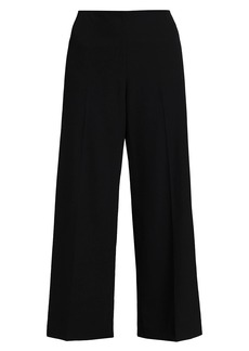 The Row Ander Cropped Wool Pants