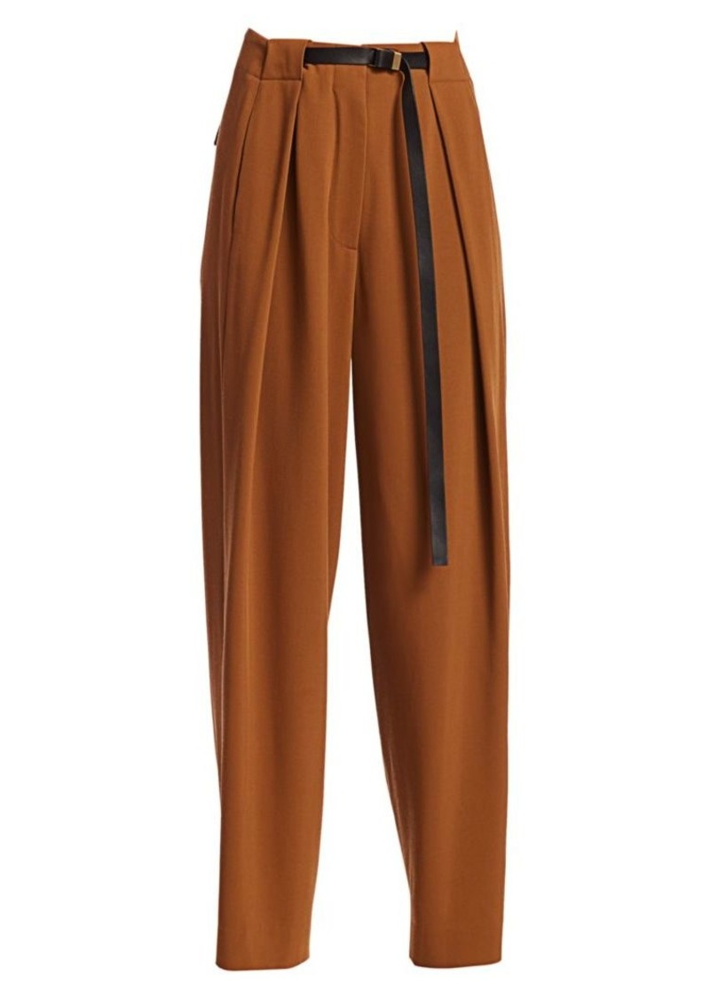 The Row Brona Pleated Pants