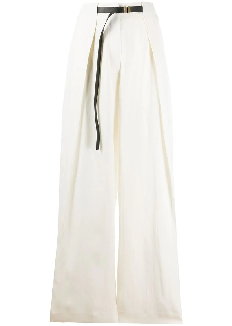 The Row Brona wide-leg trousers