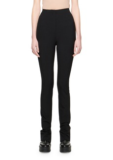 The Row Corso Bi-Stretch Wool Pants