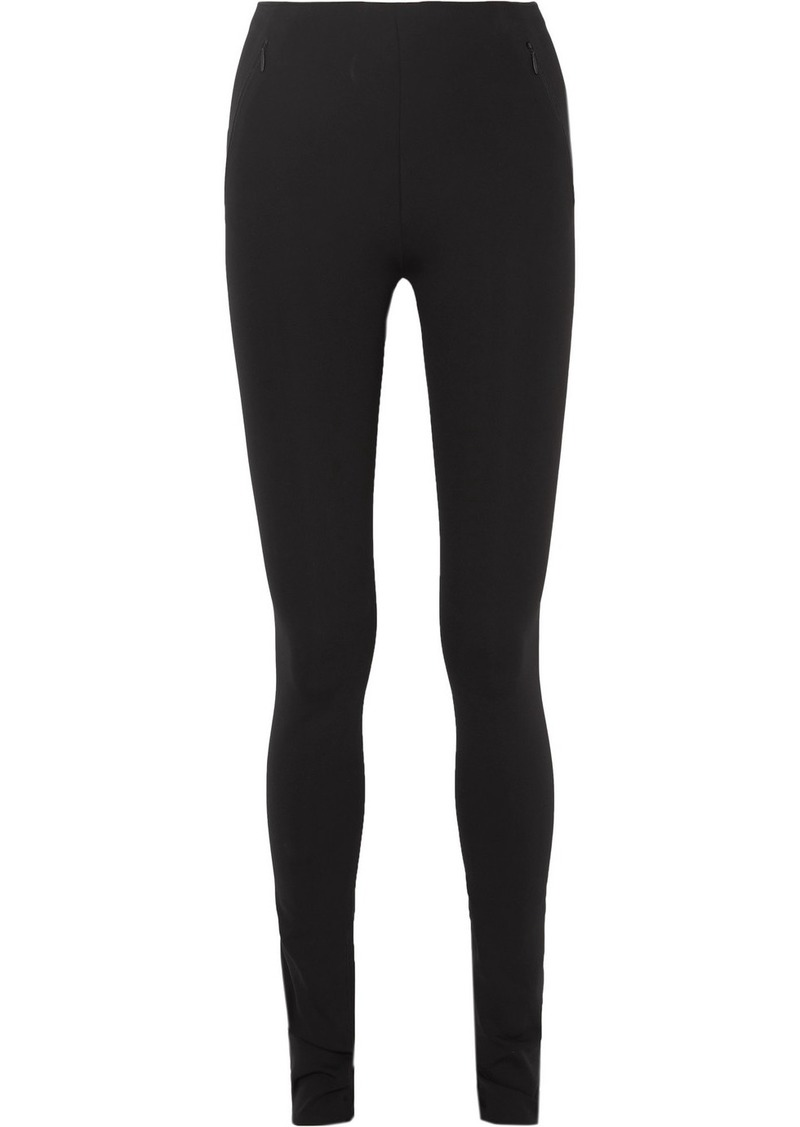 The Row Corza Stretch-scuba Skinny Pants