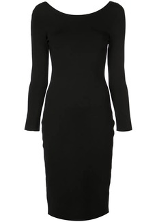 The Row Darta dress
