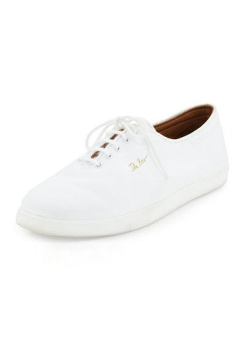 d610eb1620f5 The Row Dean Canvas Tennis Shoes
