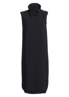 The Row Dorma Mockneck Dress