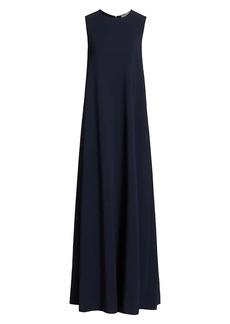 The Row Eno Techno Viscose Maxi Dress