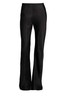 The Row Essentials Gala Flared Pants
