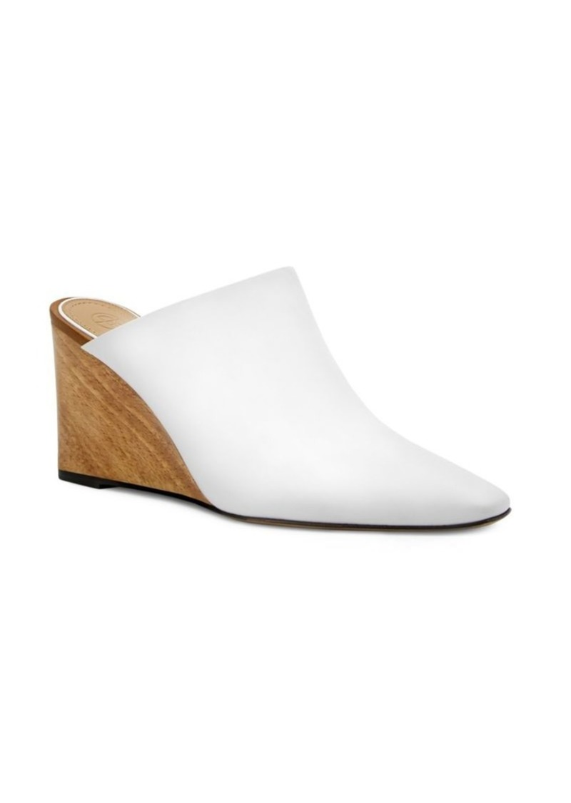 The Row Flora Wedge Mules Shoes