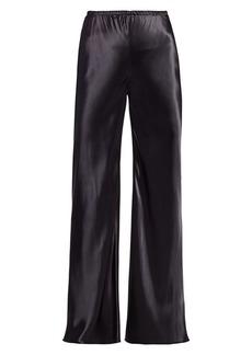 The Row Gala Satin Trousers