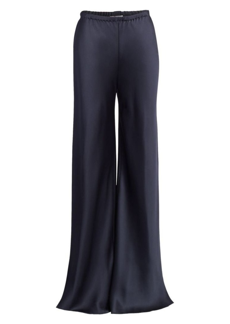 The Row Gala Silk Pants