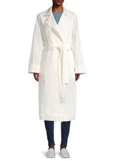 The Row Gami Belted Coat
