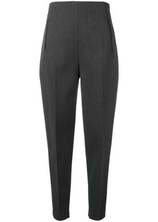 The Row high rise tailored trousers