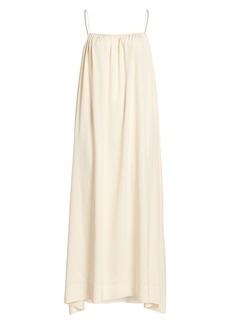 The Row Howard Silk Maxi Dress