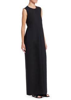 The Row Ianni Vertical Seam Shift Gown