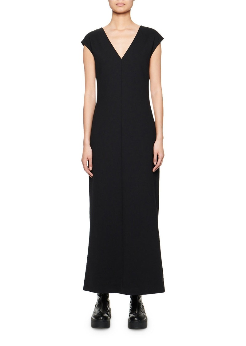 The Row Jeane Scuba Knit Dress