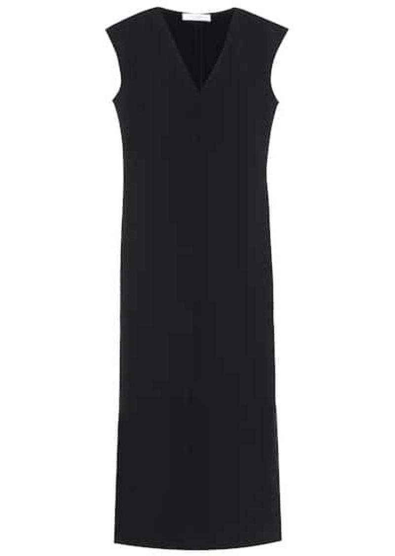 The Row Jeane stretch-scuba dress