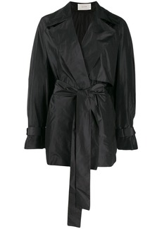 The Row Keera belted jacket