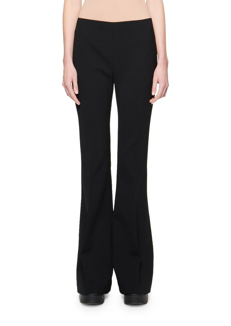 The Row Lanae Flare Leg Pants