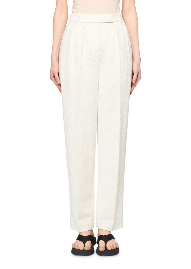 The Row Landeli Single-Pleated Pants