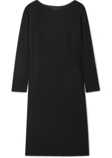 The Row Larina Crepe Dress