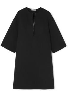 The Row Latif Oversized Neoprene Mini Dress
