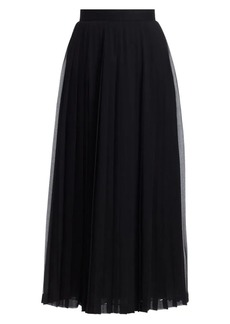 The Row Lawrence Pleated Skirt