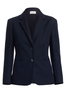 The Row Lobton Two-Button Blazer