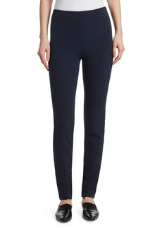 The Row Losso Wool-Blend Skinny Pants