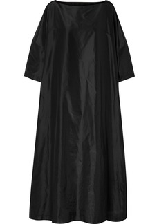The Row Luanna Silk-taffeta Maxi Dress