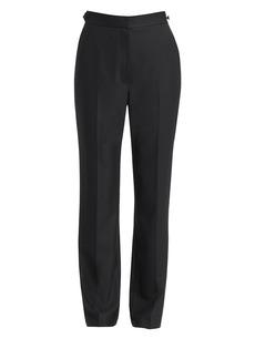 The Row Lucas Escorial Wool Pants