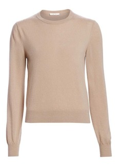 The Row Magey Cashmere & Silk Sweater