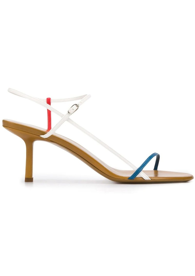 The Row mid-heel sandals