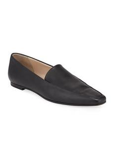 87bb9330ba15 The Row Ellen ruched satin slides | Shoes