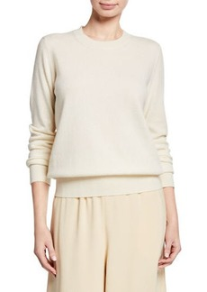 The Row Minkia Cashmere Sweater