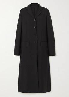 The Row Mintra Woven Coat