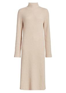 The Row Moa Turtleneck Dress