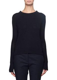 The Row Muriel Cashmere Crewneck Sweater