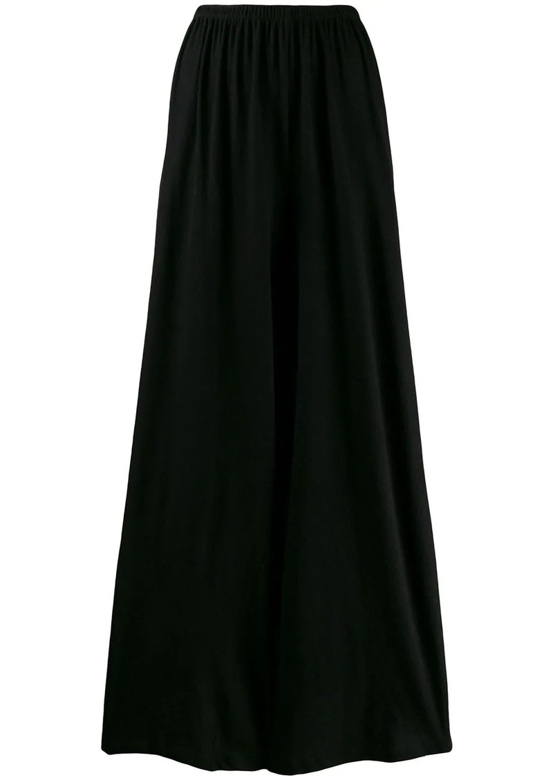 The Row palazzo trousers