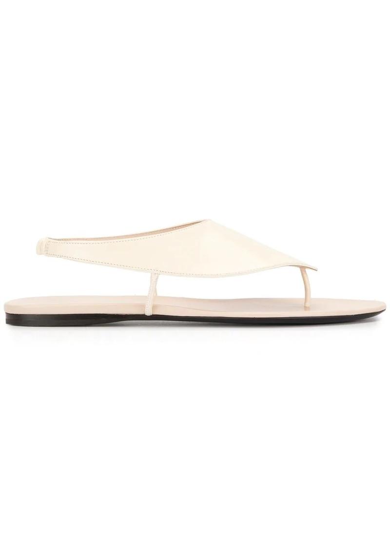 The Row Ravello slingback sandals